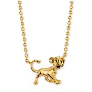 🌸Unwritten Disney Simba Pendant Necklace🌸